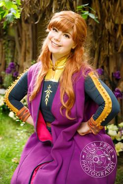 The Princess Emporium (Anna from Frozen)