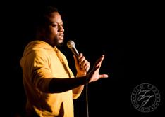 Babatunde Aleshe @ Joker Comedy Club