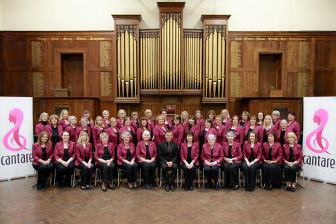 Cantare Choir - Publicity Shoot