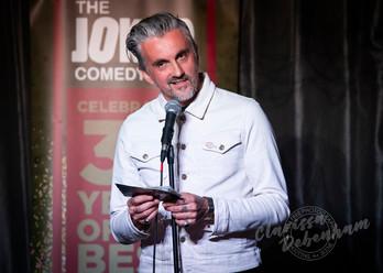 Markus Birdman @ Joker Comedy Club