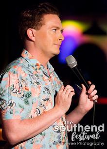 Stephen Bailey @ The Southend Comedy Festival