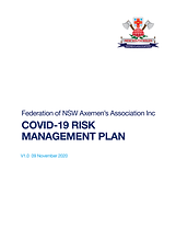 NSWAA COVID-19 Plan_cover.png