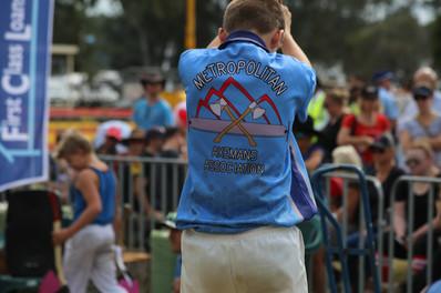 A Metropolitan Junior in action, Hawkesbury Show 2018