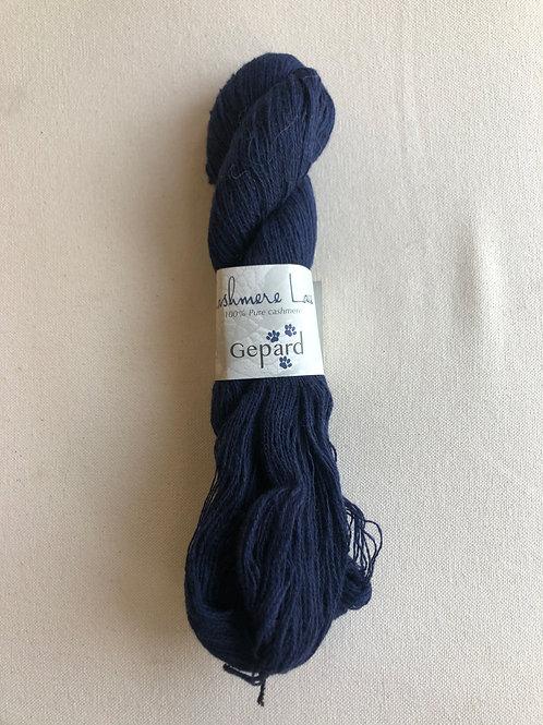 Cashmere Lace - marineblå