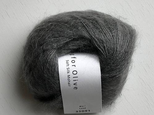 Soft Silk Mohair -Bly