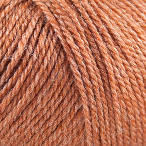 No.3 Wool+Nettles - Brændt orange