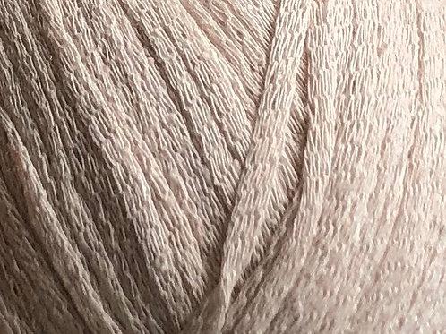Luxury Silk Råhvid