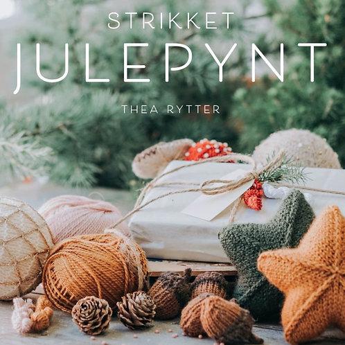 Strikket julepynt af Thea Rytter