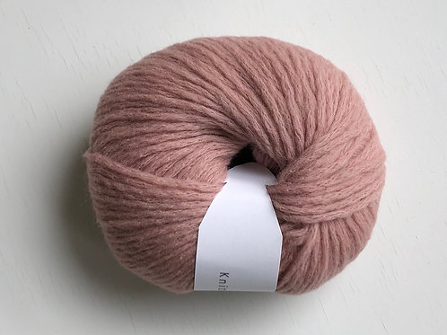 Double soft Merino Rosa