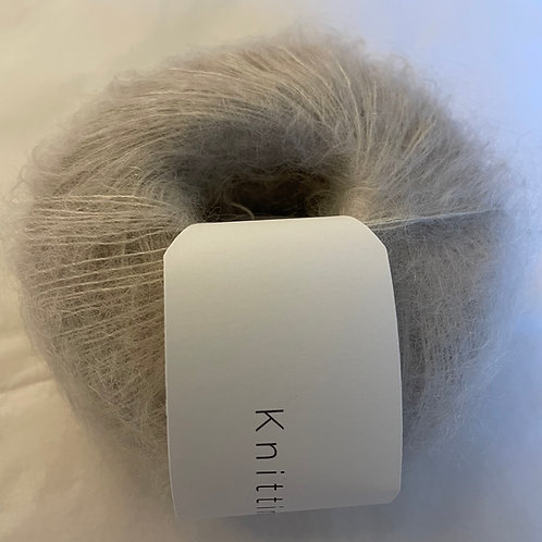 Soft Silk Mohair - Marcipan