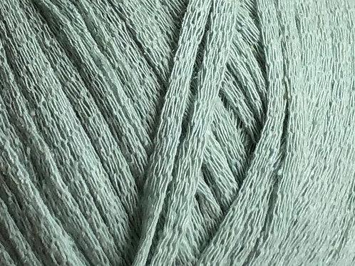 Luxury Silk Støvet grøn