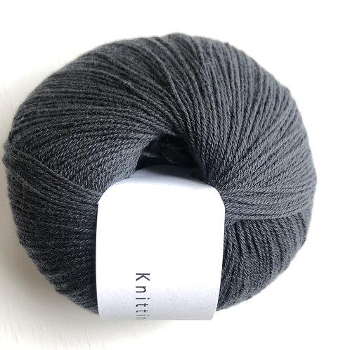 Merino - Mørkegrå