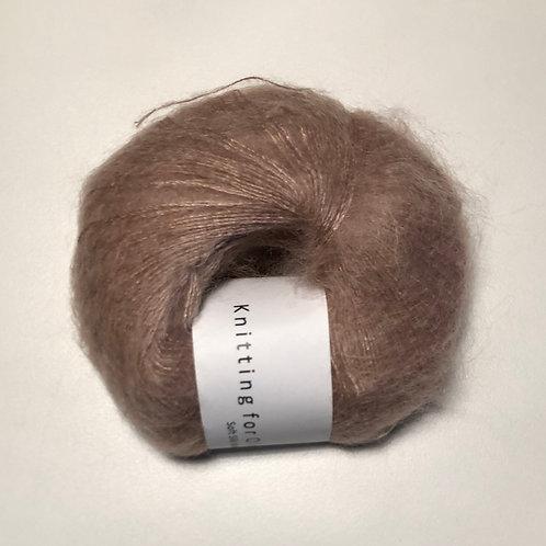 Soft Silk Mohair -Rosa Ler