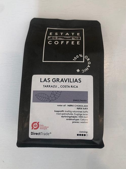 Økologiske hele kaffebønner fra Estate coffee