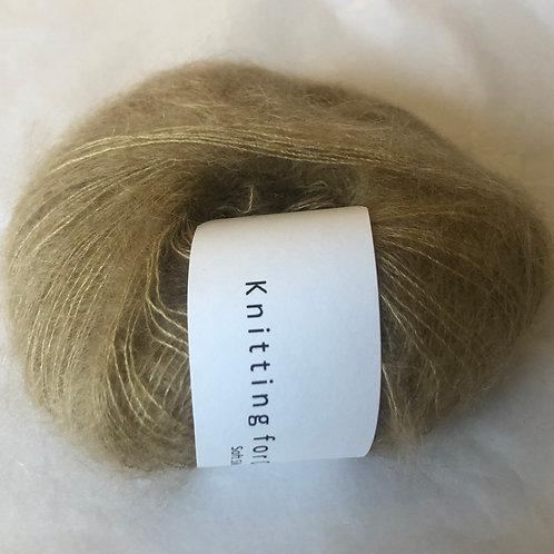 Soft Silk Mohair -Trenchcoat
