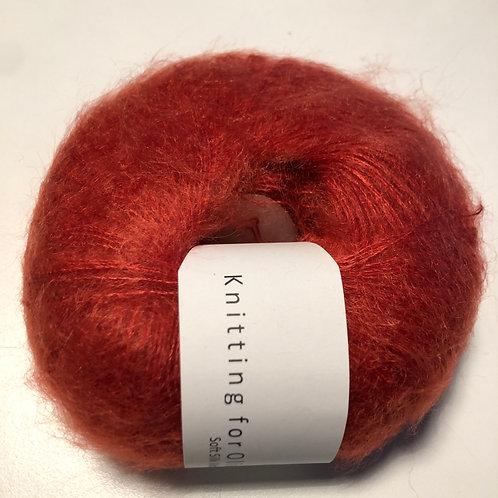 Soft Silk Mohair - Granatæble