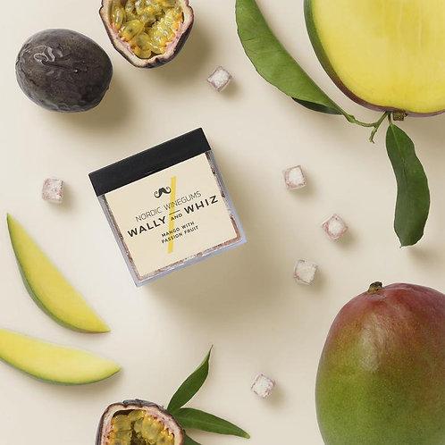 Vingummi - mango med passionsfrugt