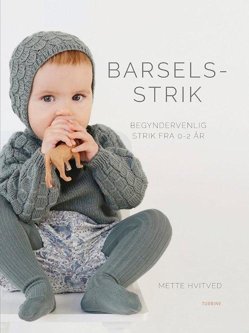 Barselsstrik - begyndervenlig strik af Mette Hvitved