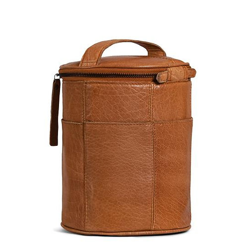 Lædertaske - Saturn