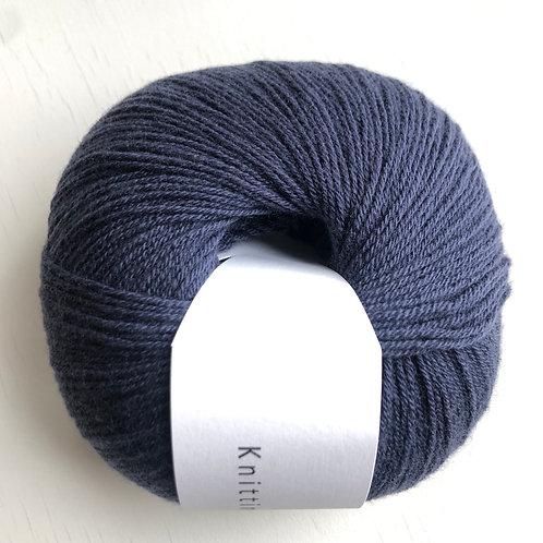 Merino - Mørkeblå