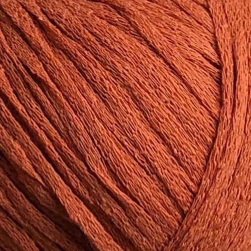 Luxury Silk brændt orange