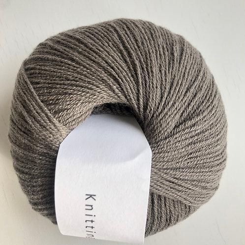 Merino - Gråbrun