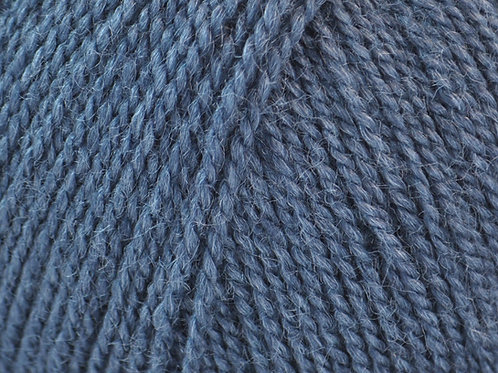 Wild & Soft 766 Blå petroleum