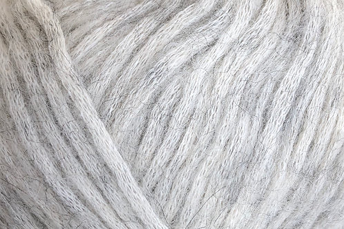 PUF 504 lys grå