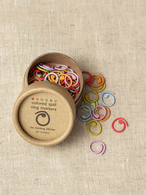 Split ring markers - cocoknits