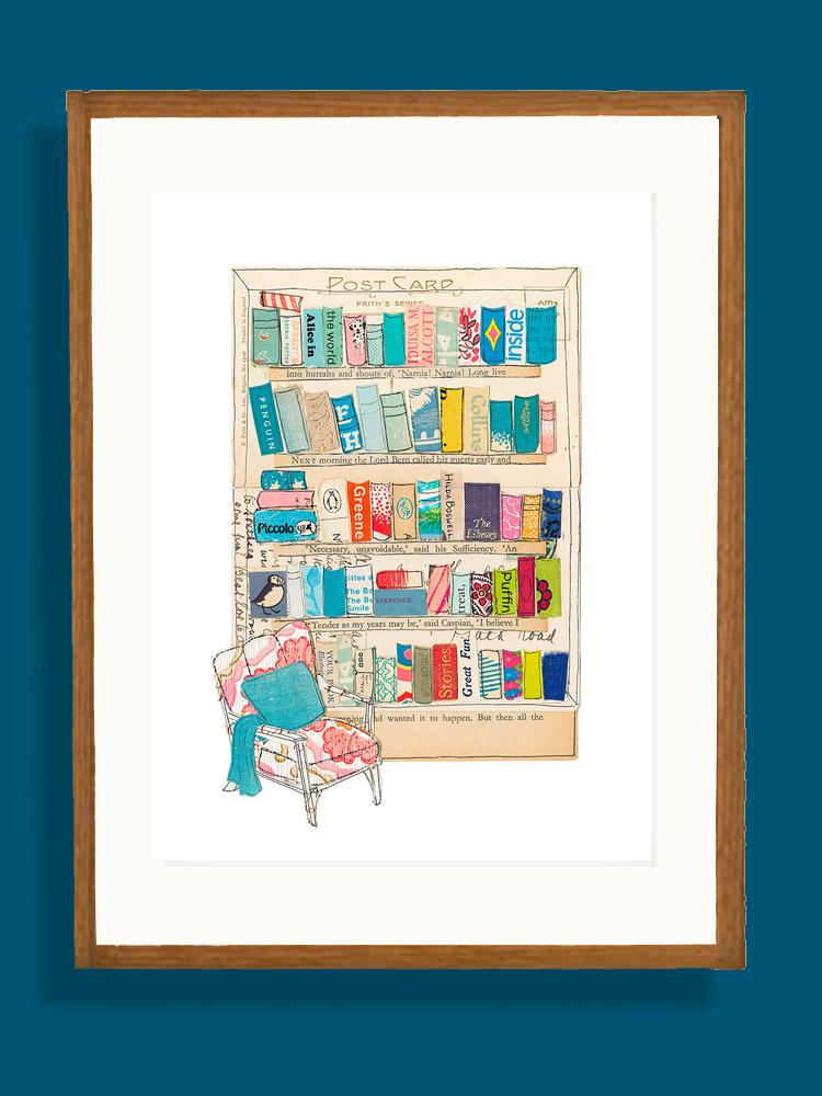 Book Art Printable