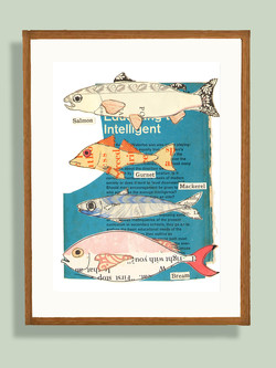 Fish Kitchen Art Printable