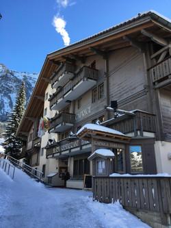 Hotel Caprice Winter