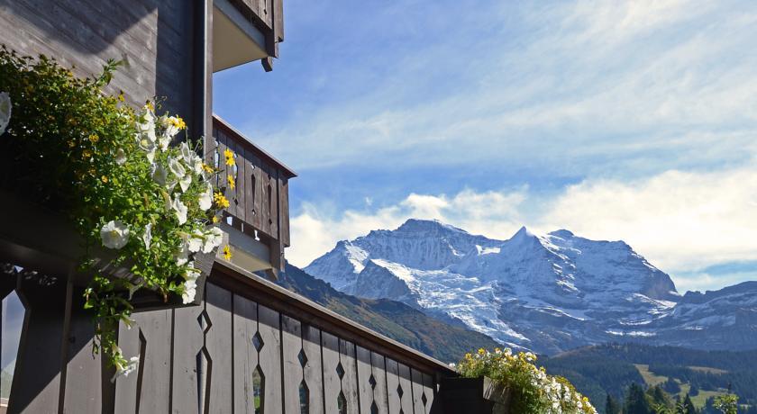 View Jungfrau