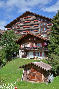 Hotel Caprice Aussenansicht
