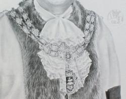 Mayor Portrait A3