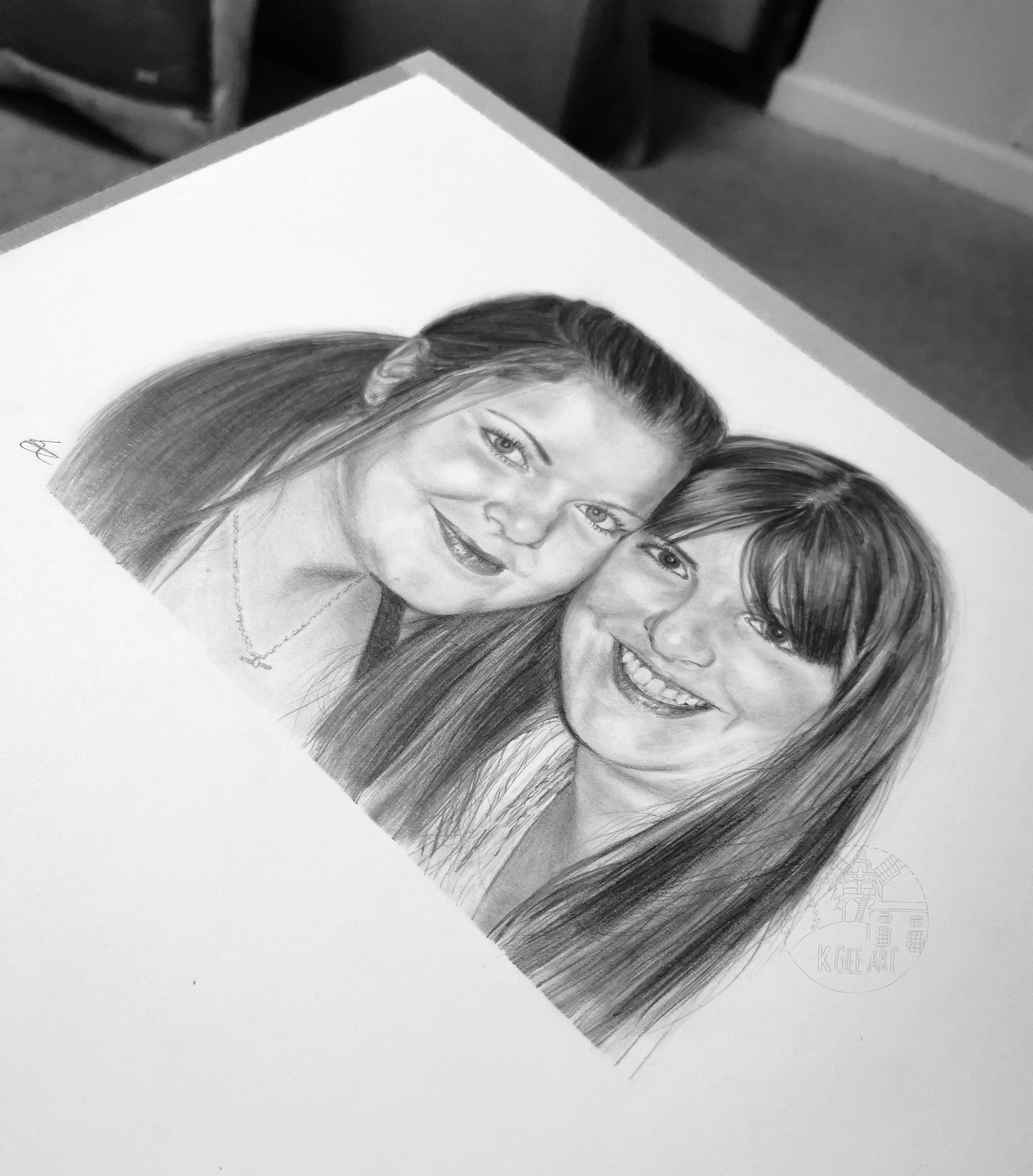 People Portrait A4