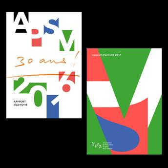 APSV rapports d'activité - annuals report