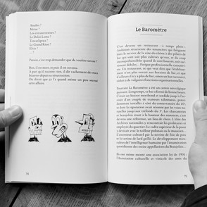 Pages internes