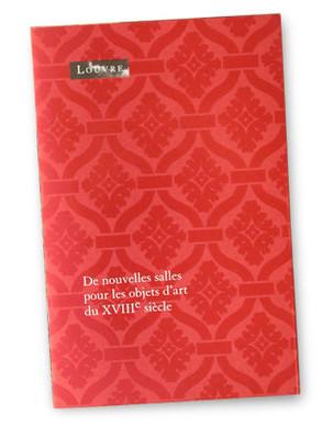Louvre – Brochure mecenat