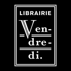 logotype Librairie Vendredi
