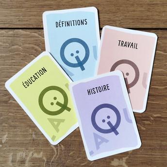 Laïquizz – cartes verso