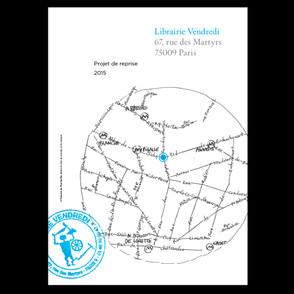 Dossier de présentation Librairie Vendredi