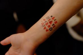 Parcouir la Villette - tatoos
