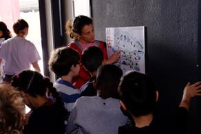 Parcouir la Villette - étape festive avec les écoles