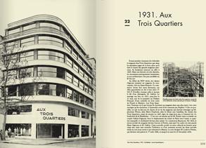 éditions du Linteau, Grands magasins
