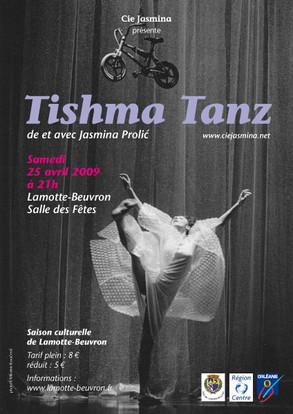 Cie Jasmina – Tishma Tanz