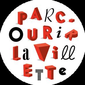 logotype Parcouir la Villette