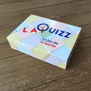 Laïquizz – boite