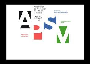 APSV site internet page d'accueil