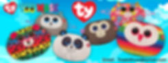 Ty - Banner Beanie Boo Masks w Email 081